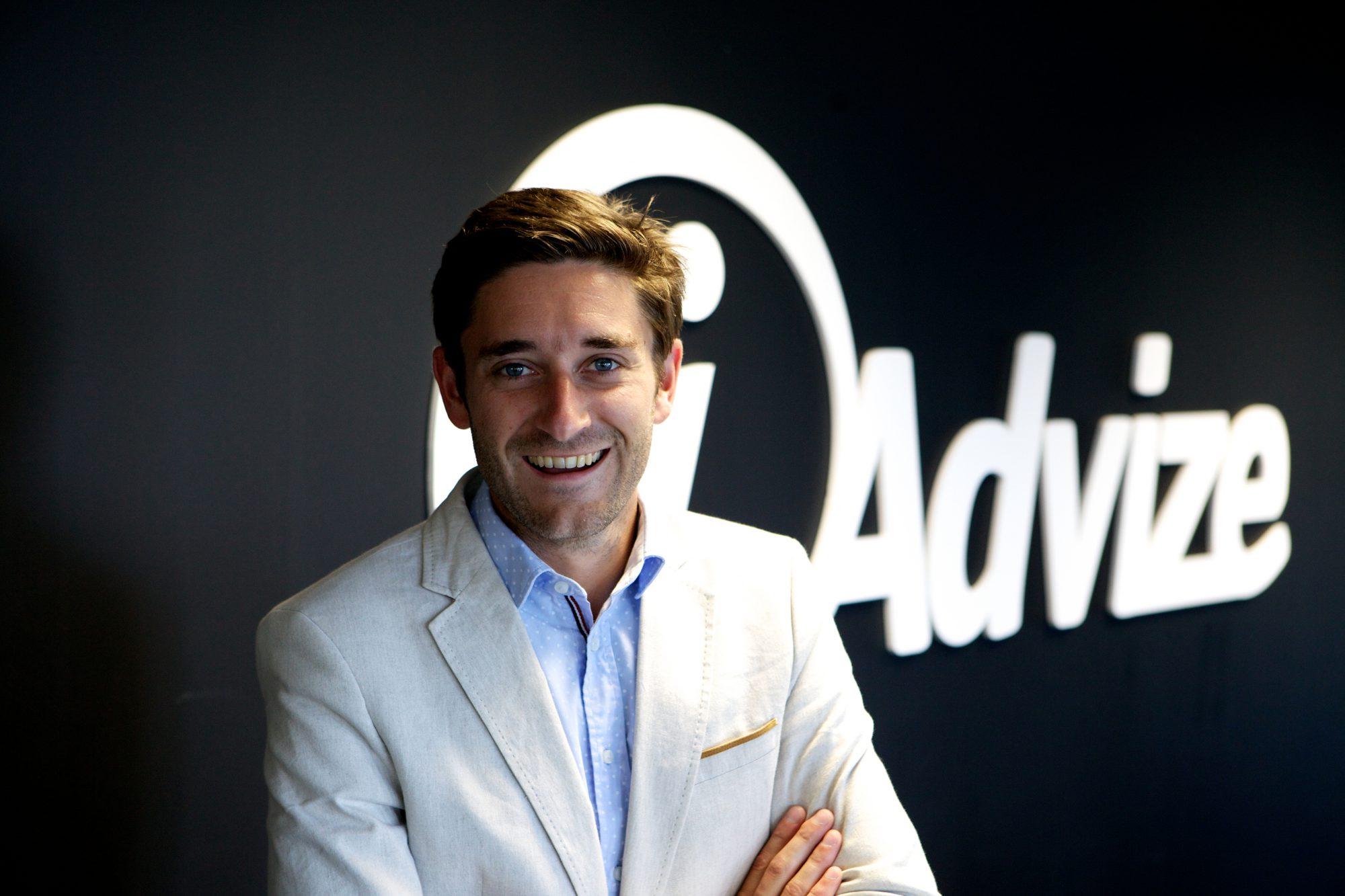 iAdvize CEO Julien Hervouet