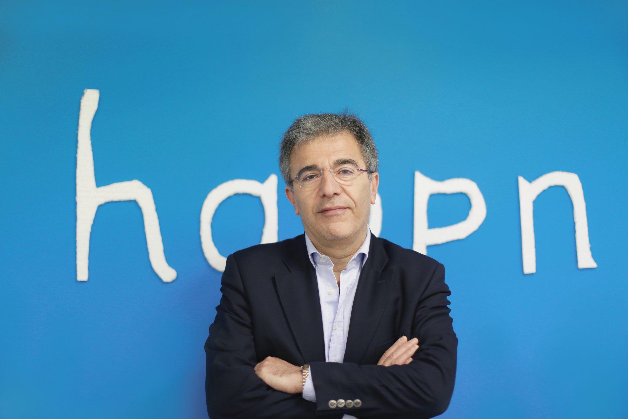 happn CEO & cofounder Didier Rappaport